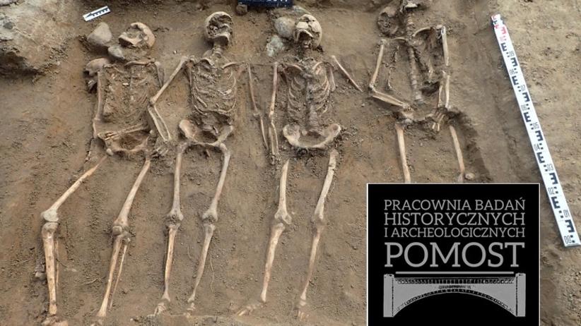 Szczątki 480 niemieckich żołnierzy znaleziono w centrum Gorzowa Wielkopolskiego