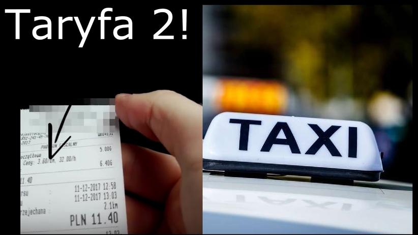 Szczecin: klient przyłapał taksówkarza na oszustwie [WIDEO]