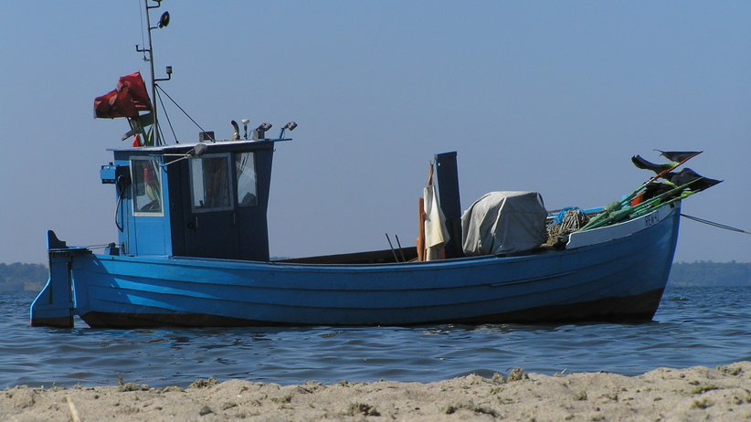 Łódż rybacka