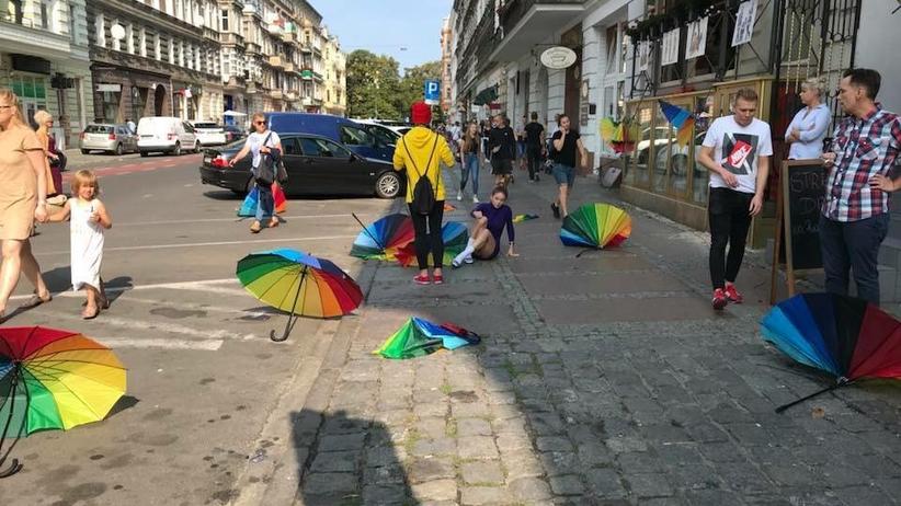 Szczecin. Atak na tęczowy piknik LGBT