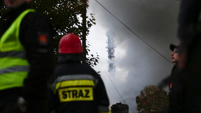 Pożar budynku w Szczecinie. Są ofiary śmiertelne