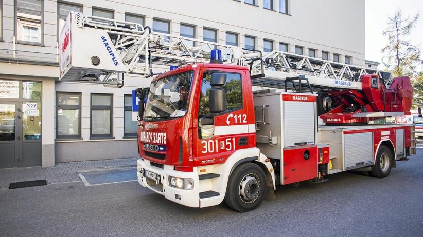 Pożar w Szczecinie, Są ofiary śmiertlene