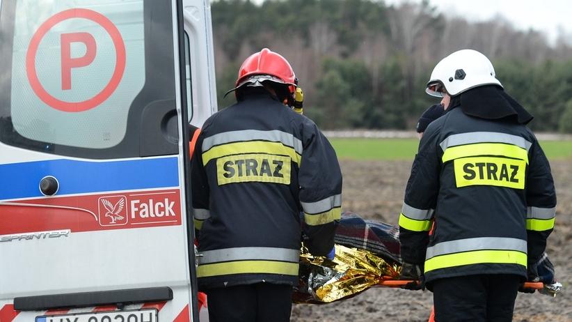 Tragedia w Szczecinie. Robotnik spadł z dachu remontowanego sanktuarium i zmarł