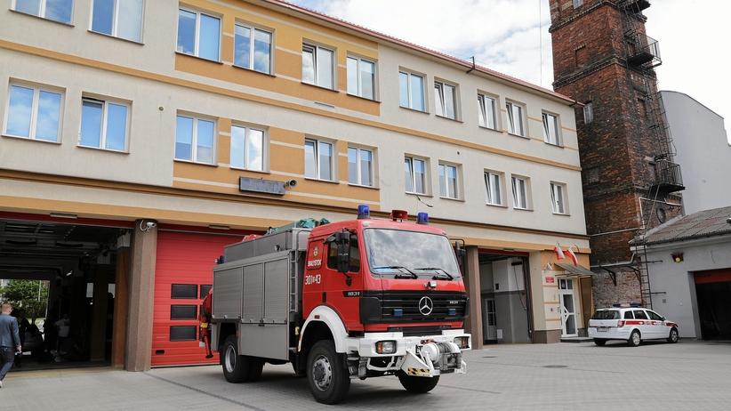 Szczecin: Wybuch gazu w kamienicy [AKTUALIZACJA]