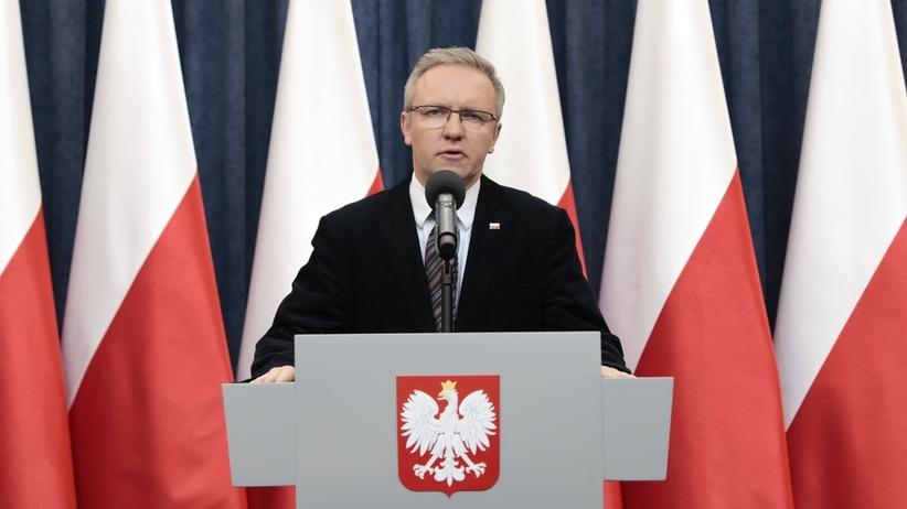 Będzie dymisja Krzysztofa Szczerskiego? Klub PO-KO składa wniosek do prezydenta