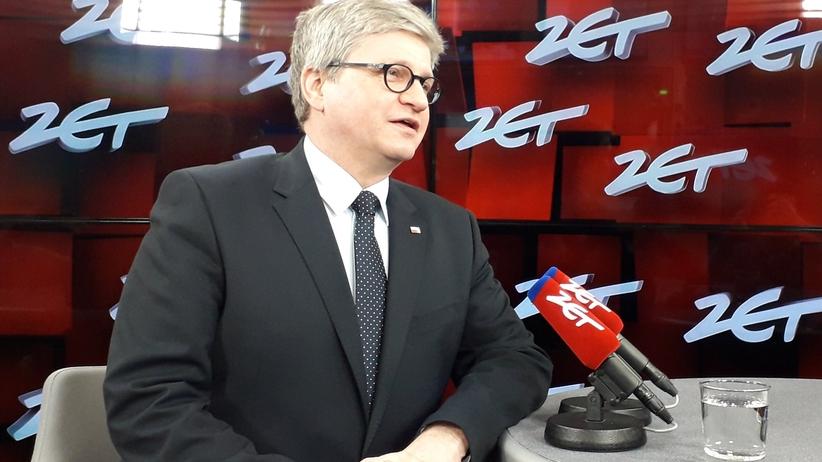 Szef BBN Paweł Soloch w Gościu Radia ZET. 15 lutego 2019 roku