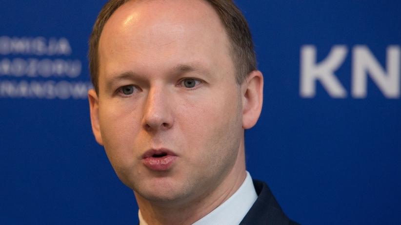 Szef KNF Marek Chrzanowski wezwany do premiera