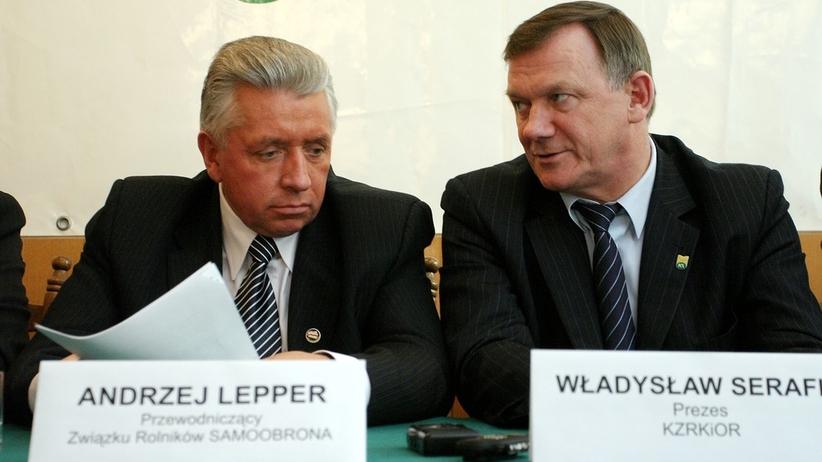 Radio ZET: Szef Kółek Rolniczych twierdzi, że zna tajemnicę śmierci Leppera. Teraz czeka na areszt