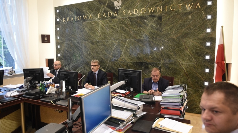 Szef KRS Leszek Mazur o stanowisku pierwszego prezesa Sądu Najwyższego