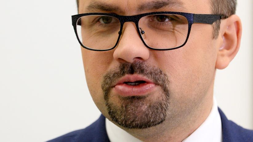 Marcin Horała w Radiu ZET: decyzja o przesłuchaniu Tuska w ciągu trzech miesięcy