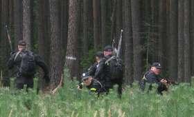 Prawie jak Rambo. Komandosi szkolą polskich policjantów