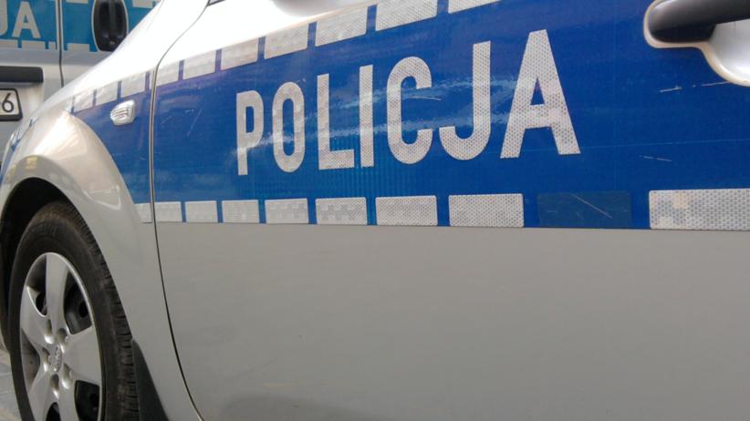 policja radiowóz