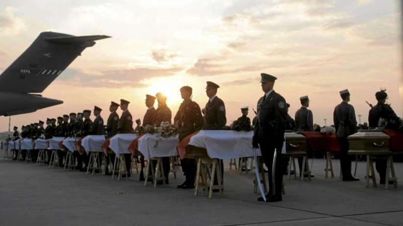 Ekshumacje ofiar katastrofy smoleńskiej