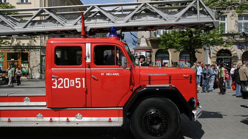 Wybuch gazu w ośrodku wypoczynkowym w Sztutowie (Pomorze). 3 osoby ranne