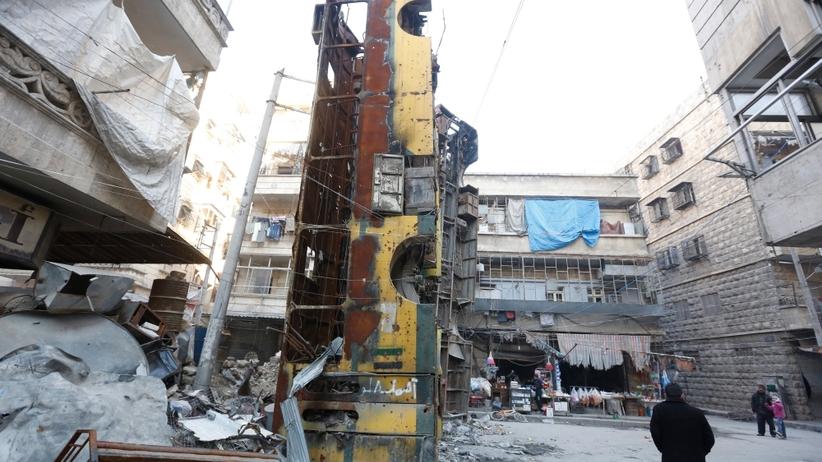 PiS chce odbudowywać szpitale i szkoły w Syrii