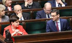Szydło w Radiu Maryja: PiS postawił na gospodarkę. Polska konkuruje z najlepszymi