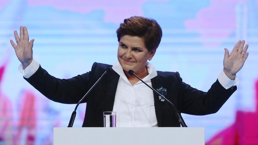 Beata Szydło wyszła ze szpitala