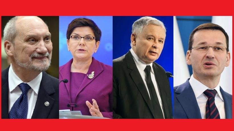Tak na weta prezydenta zareagowali: Macierewicz, Szydło, Morawiecki i Kaczyński