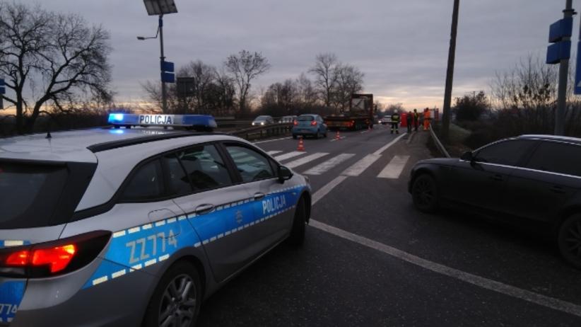 Tragiczny wypadek na przejściu dla pieszych. Nie żyje 16-latek
