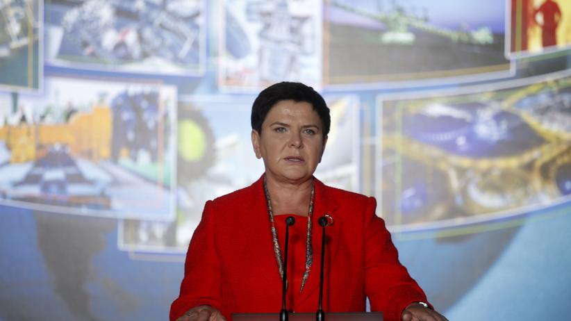 Beata Szydło: nowoczesne górnictwo to przyszłość polskiej gospodarki