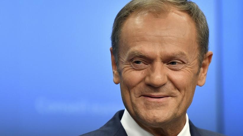 """Tusk skomentował ''taśmy Kaczyńskiego''. Mówił o """"obsesji prezesa PiS na temat pieniędzy"""""""
