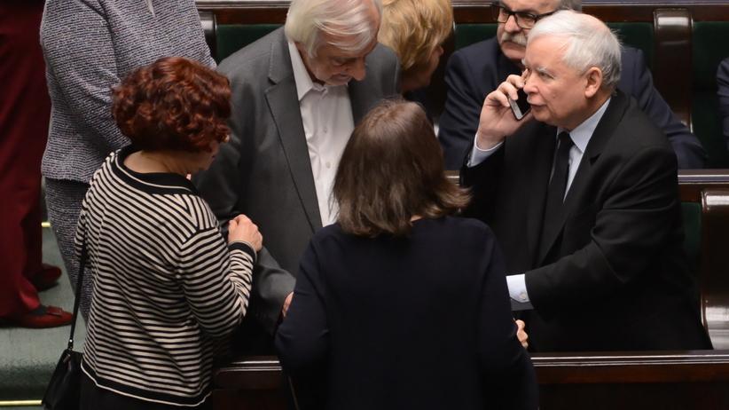 Taśmy Kaczyńskiego. Prokuratura prowadzi czynności