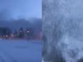 Śnieżne tornado w Tatrach. Turyści sfilmowali niezwykłe zjawisko [WIDEO]