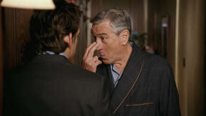 Robert De Niro w Little Fockers