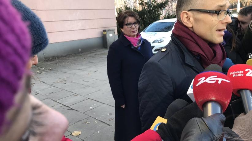 Tłumaczka Donalda Tuska odmówiła zeznań