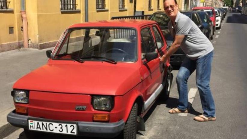 Tom Hanks przyjedzie do Polski! Podziękuje za ''malucha'' [WIDEO]