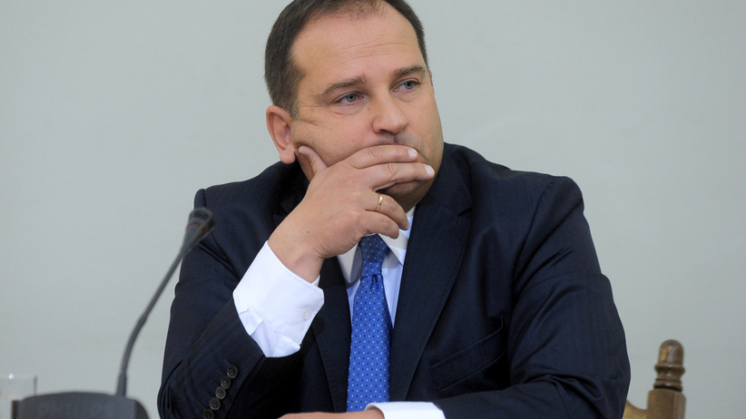 Tomasz Arabski stanął przed komisją śledczą ds. Amber Gold
