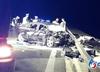 Tragiczny wypadek na obwodnicy Nysy. Zginęło 5 osób, w tym 2-latek