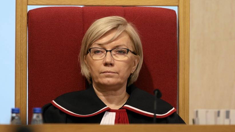 Trybunał Konstytucyjny. PiS zgłasza nowego kandydata do składu