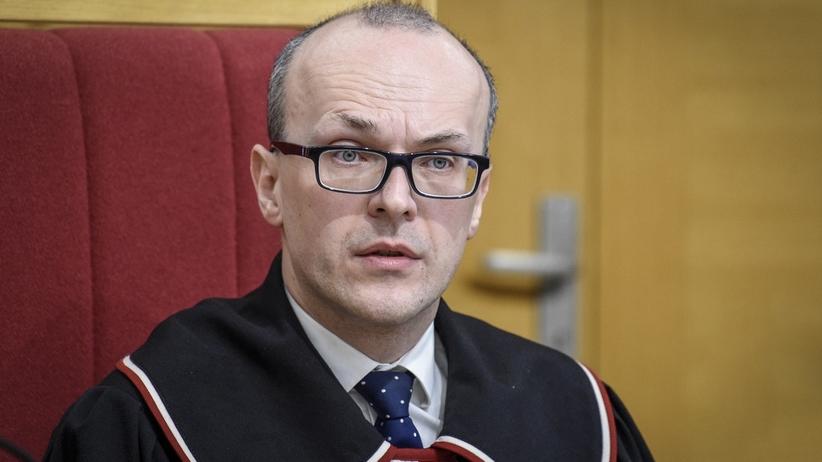 """""""DGP"""": Sędzia Marek Zubik """"zniknął"""" z Trybunału Konstytucyjnego"""