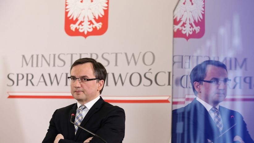 Trzy lata rządów PiS. Ziobro o sukcesach i reformie sądownictwa