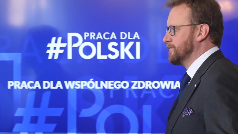 Trzy lata rządów PiS. Minister Szumowski: resort zdrowia priorytetem