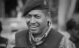 Turecki żołnierz
