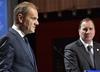 Tusk bije na alarm na Twitterze. Zaczęło się od niewpuszczenia ukraińskiego sekretarza