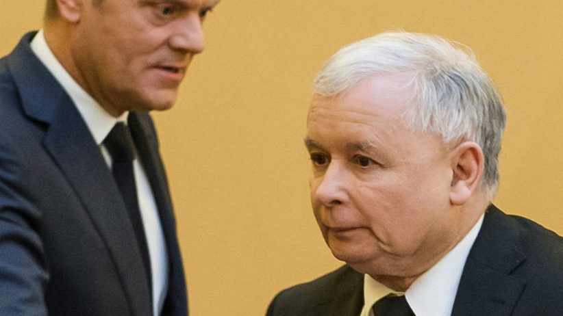 Kaczyński Tusk