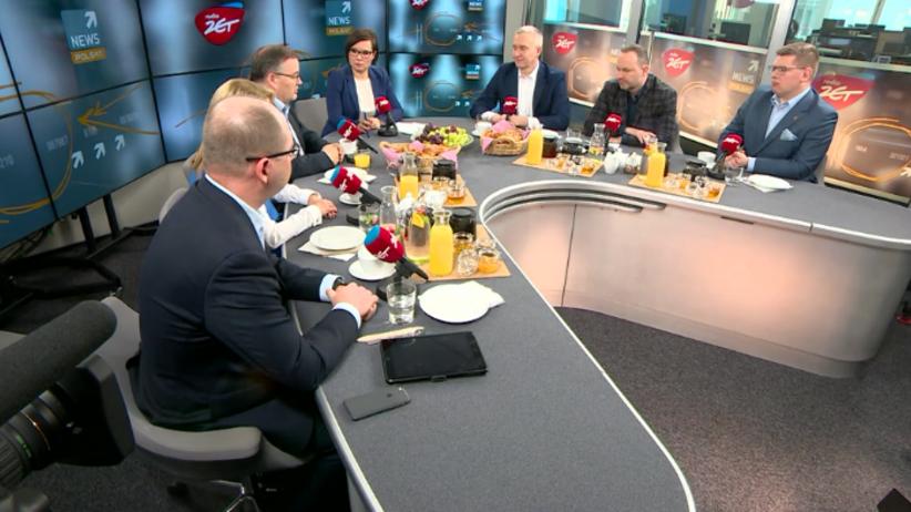 Śniadanie w Radui ZET