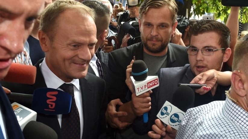 Tusk dociął TVP: Nie ma telewizji publicznej w Polsce [WIDEO]
