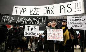 TVP żąda przeprosin i wpłaty na rzecz… WOŚP