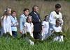 Pierwsza Eucharystia syna premier Szydło [FOTO]