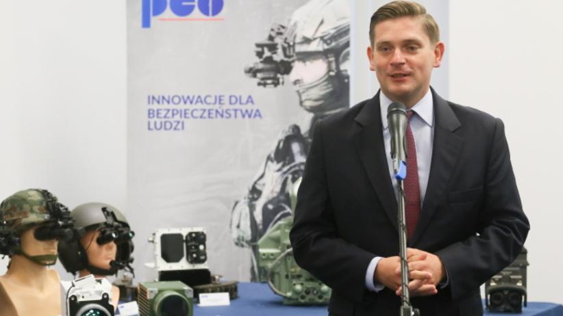 Polska chce współpracy zbrojeniowej z Ukrainą