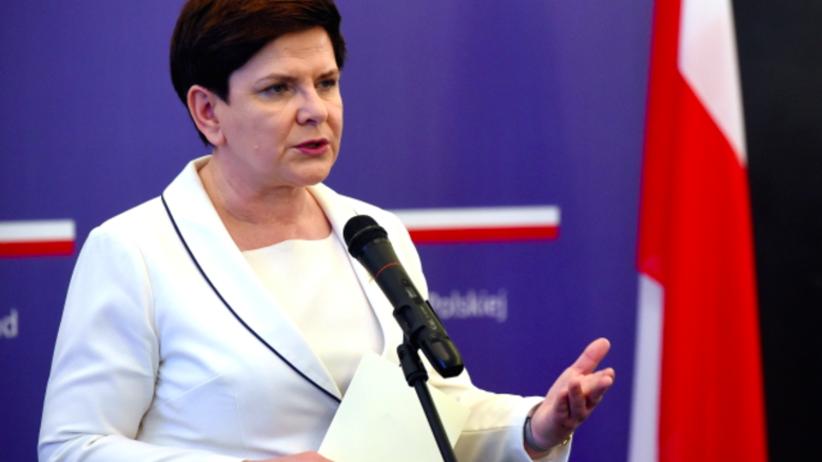 Beata Szydlo o IPN