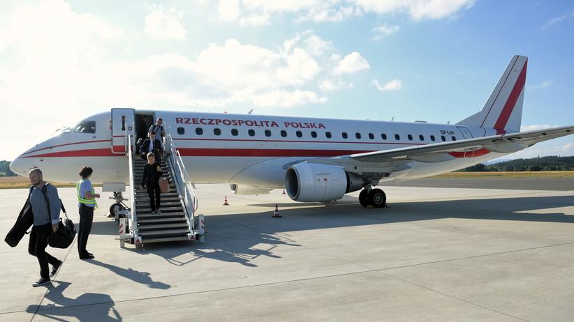 Usterka wstrzymała start samolotu z premierem Morawieckim
