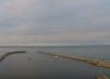 Dramat na molo. 3,5-miesięczna dziewczynka wpadła do morza