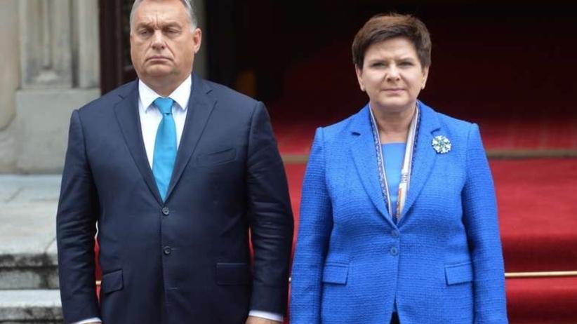 Orban ramię w ramię z PiS: To co się dzieje wobec Polski w UE to brak szacunku