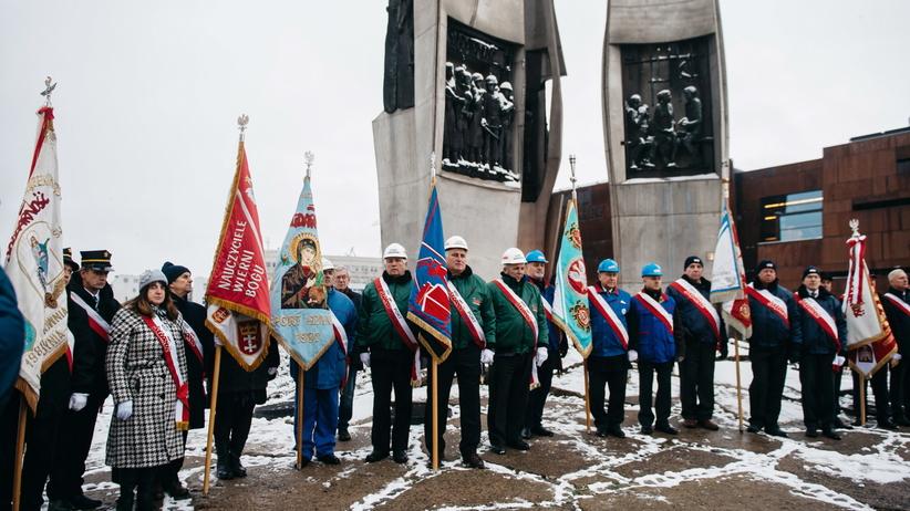 Gdynia. 48. rocznica tragicznych wydarzeń Grudnia 1970