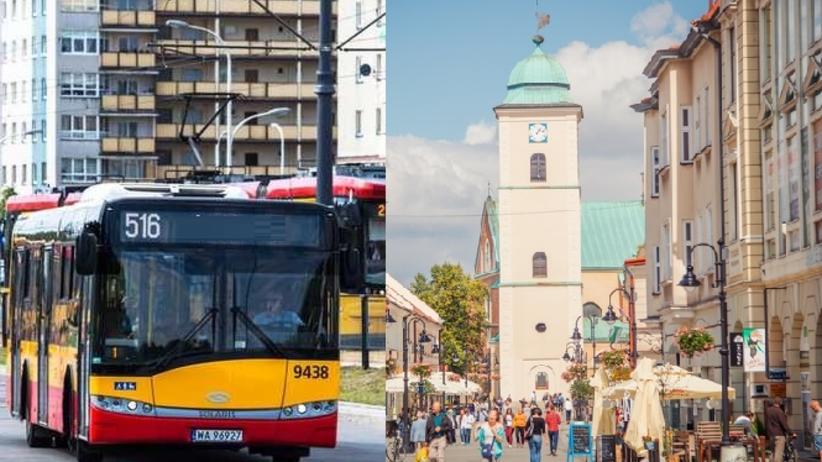 Autobus Rzeszow